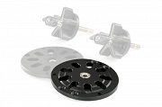 Adapter 75/100mm self-leveling disc for ATLAS SLIDER