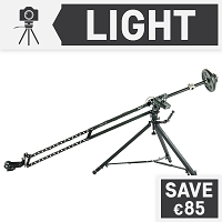 LIGHT - Road Jib SET