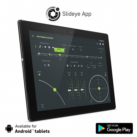Slideye PRO application